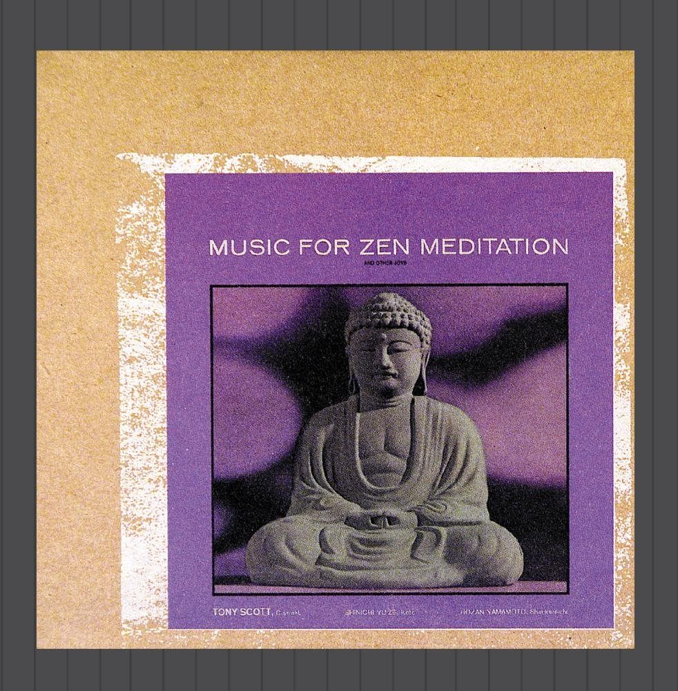 Color zen music - Tony Scott Music For Zen Meditation Vme Remastered Amazon Com Music