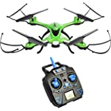 Hapinic JJRC H31 2.4G 4CH 6Axis Waterproof RC Quadcopter With 2.0MP Camera Headless Mode One Key Return Green