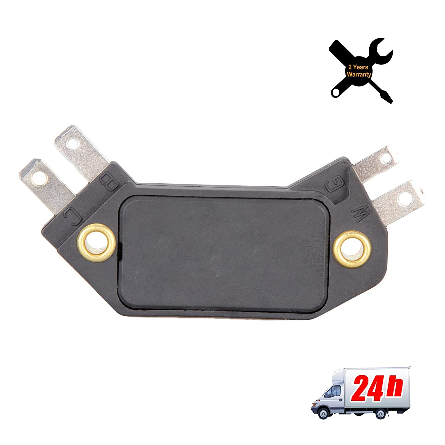 4 Pin Ignition Control Module LX301 For GMC Chevrolet Oldsmobile Pontiac Jeep From Madlife Garage