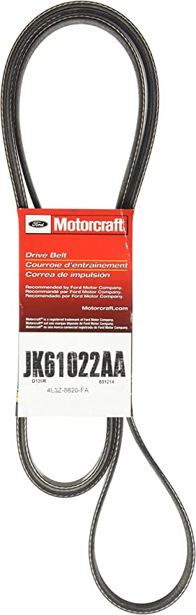 Motorcraft JK6847AA V-Ribbed Belt