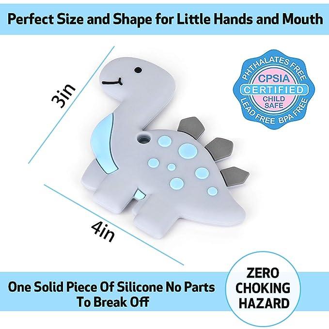 Amazon.com: Dratrip juguetes de dentición para bebé, fácil ...