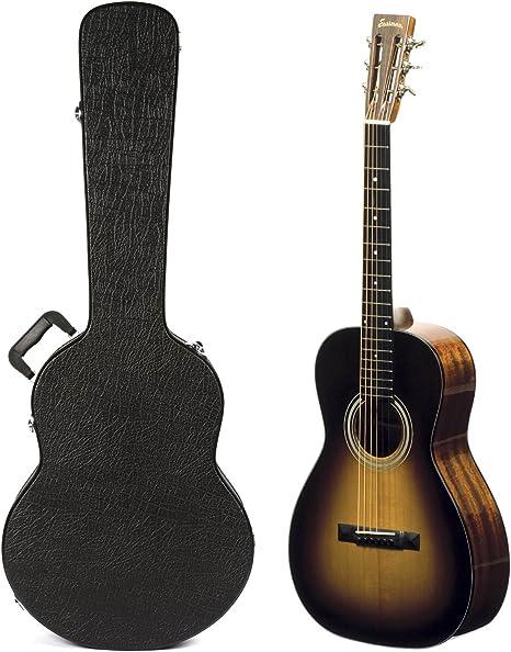 Eastman E10 Parlor tradicional plancha de guitarra acústica con ...