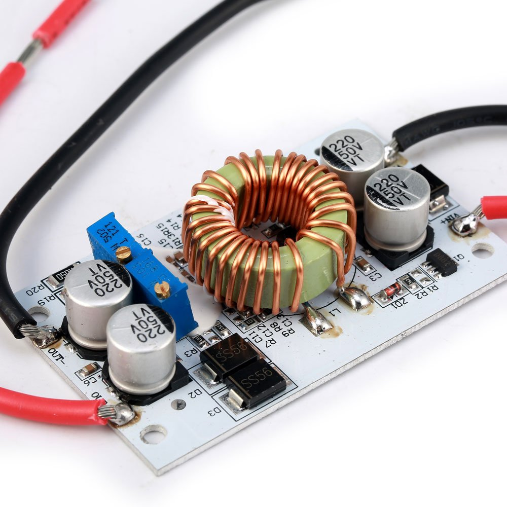 Geri Dc 250w Constant Current Boost Step Up Module Buck Converter 1 Watt White Led Driver Mobile Power Supply Max 10a 85 48v Input 12 50v Output Home Audio Theater