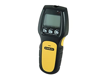Stanley 077255 Intellisensor - Detector de materiales (madera y metal)