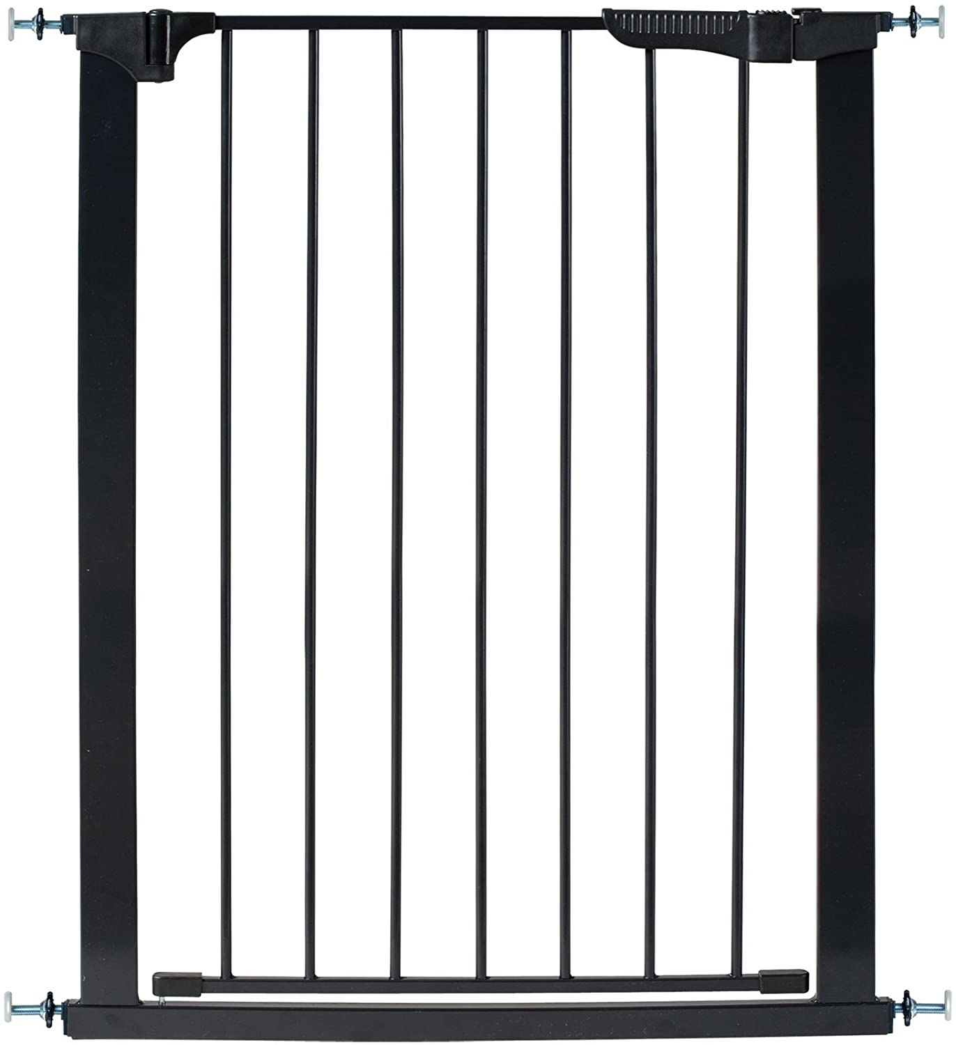 "37/""L x 29.5/""H Kidco Auto Close Gateway Pressure Pet Gate White 29/"" G1100"