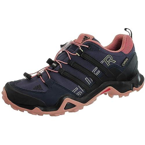 detailed look 9453e c6da8 adidas Damen Sneaker GrauSchwarzPink, 36 23 EU Amazon.de Schuhe   Handtaschen