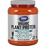 NOW Sports NOW Sports Plant Protein Powder Chocolate 2 lb organic