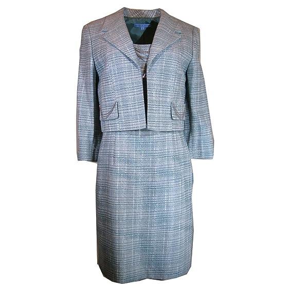 Amazon Com Antonio Melani Women S 2 Piece Dress Suit Size 6 Clothing