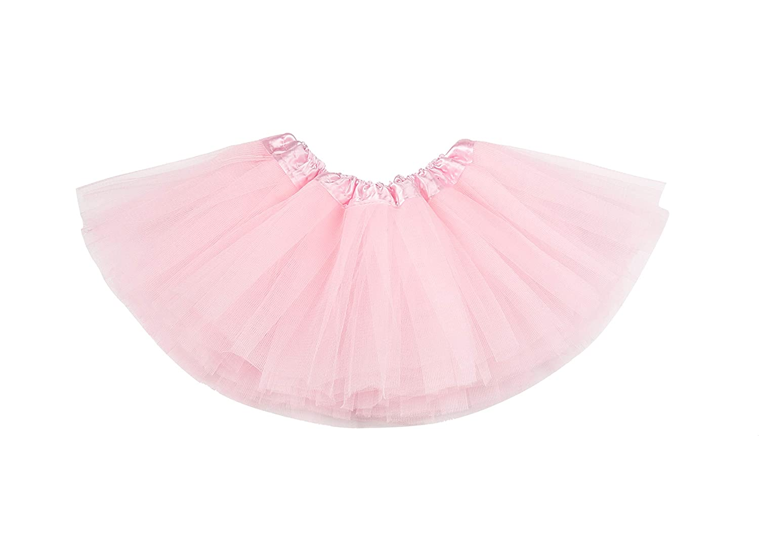 belababy Baby Tutu Skirt 5 Layers Tulle Dress Up for Baby Girls /&Toddlers Infant Tutus
