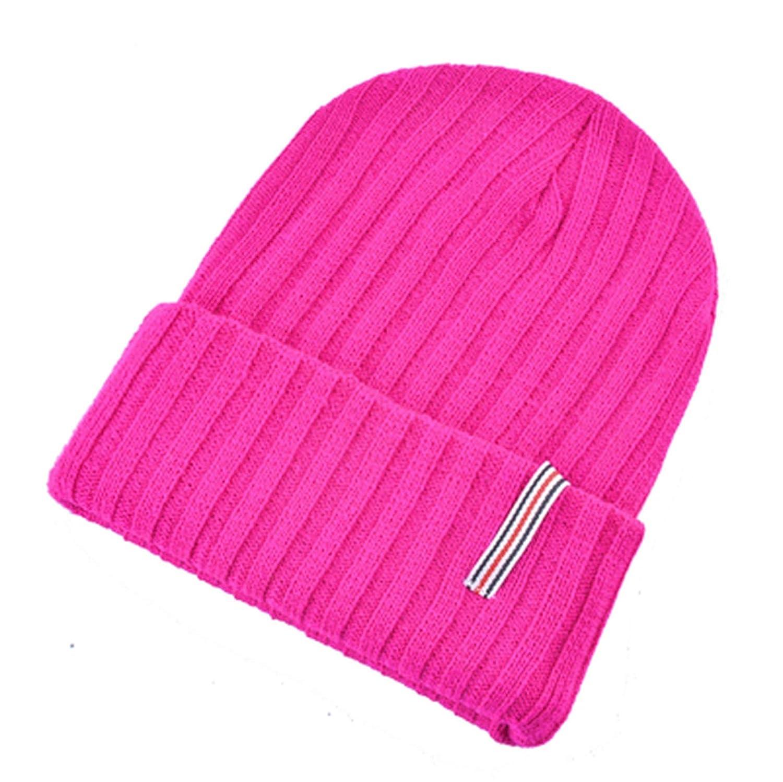 Beanie Soft Knitted Hats for Men Women Unisex Skullies Beaniess Caps