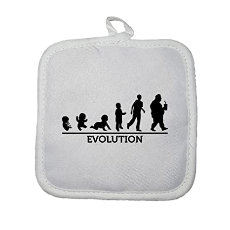 Mygoodprice manopla Guante de Cocina bebé Evolución Fat ...