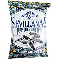 Pipas Sevillanas Con Sal - Caja con 10 Unidades de 130g