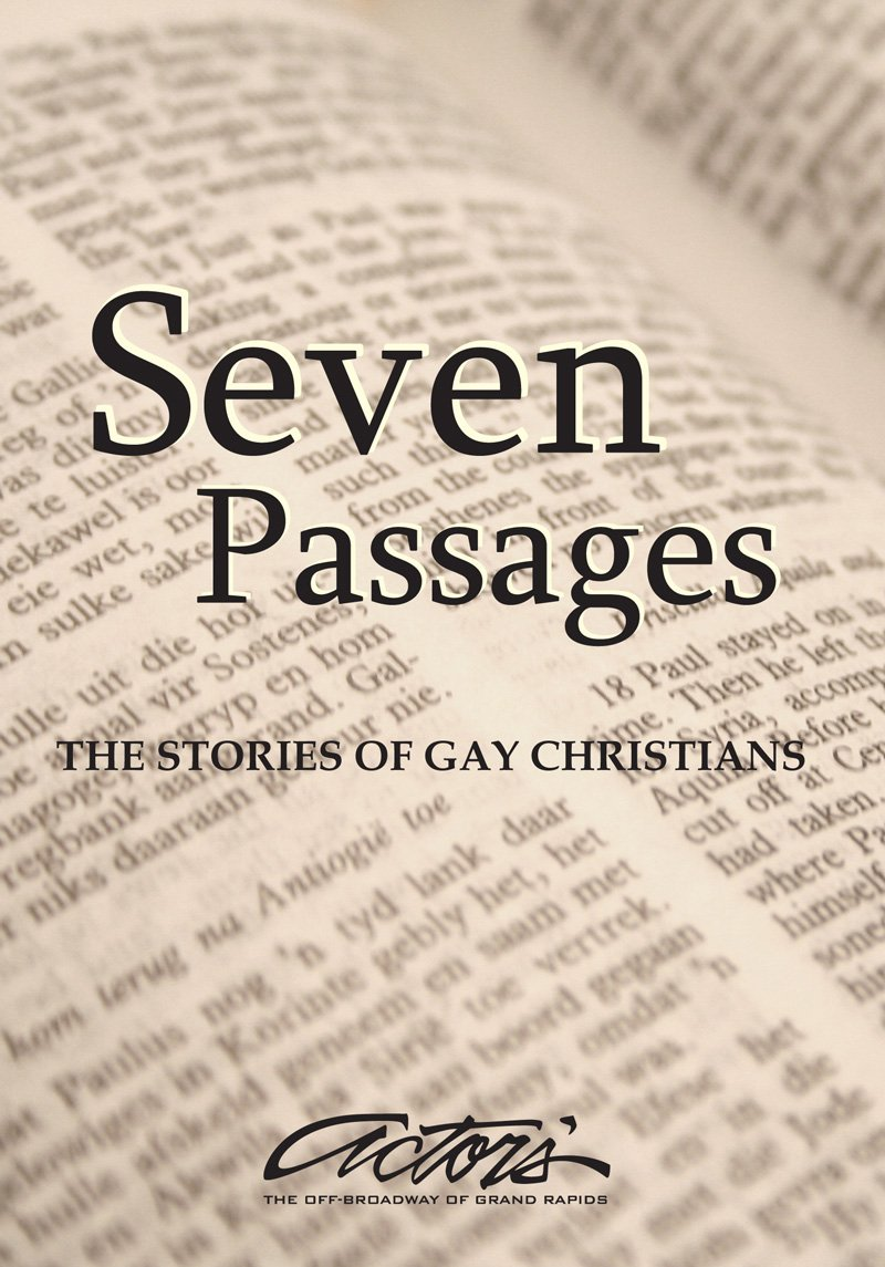 Seven passages homosexuality