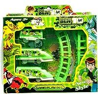 Kreiz Ben 10 Alien Force Train Set for Kids