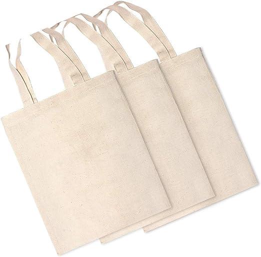 Lvcky - Bolsa de Compras de Lona de algodón con Bolsa Reutilizable ...