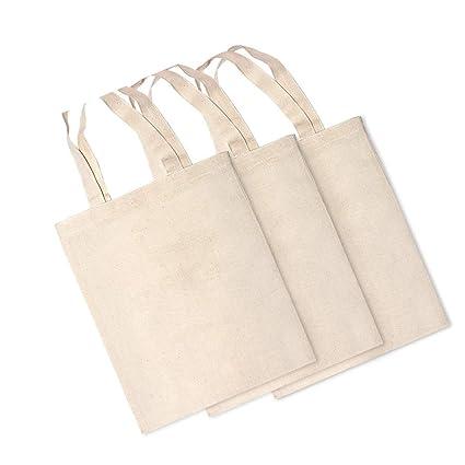 Lvcky - Bolsa de Compras de Lona de algodón con Bolsa ...