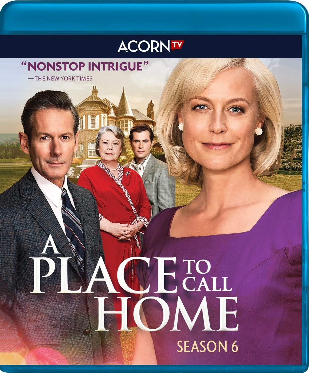 Place to Call Home, A: Series 6 [Blu-ray]
