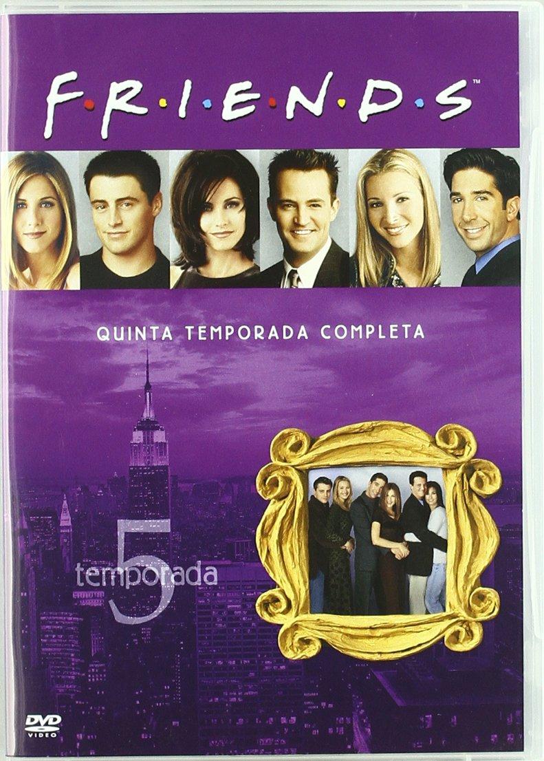 Friends Pack Serie 5 [DVD]: Amazon.es: Jennifer Aniston, John ...