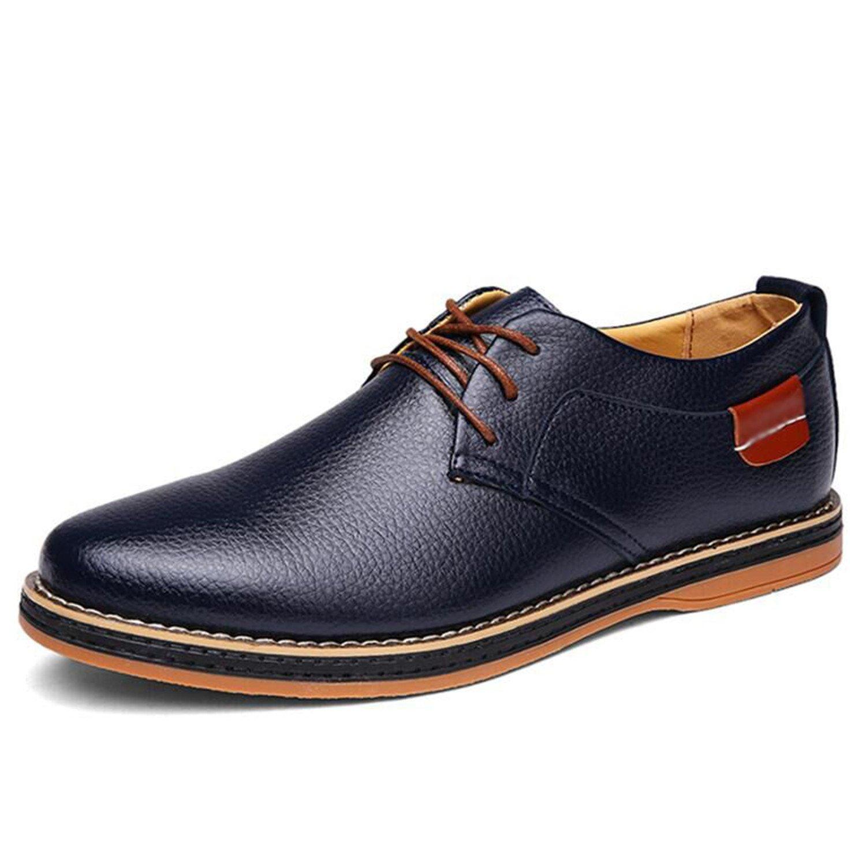 Esthesis Herren Kleid Schuhe Einfache Oxford Schuhe Lace-up Formelle Schuhe  Leder Hochzeitsschuhe  Amazon.de  Schuhe   Handtaschen 3c0051467b