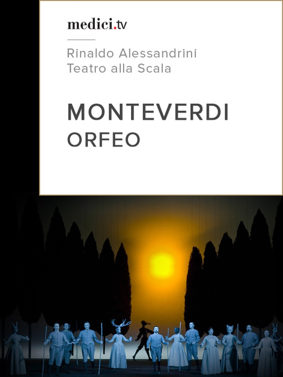 Amazon.com: Monteverdi, LOrfeo - Rinaldo Alessandrini ...
