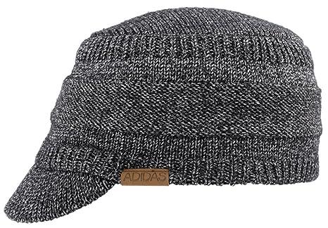 Amazon.com  adidas Women s Quick Military Knit Beanie ec9f81e3a40