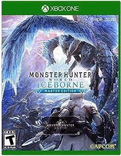 Amazon com: Monster Hunter World - Xbox One: Capcom U S A