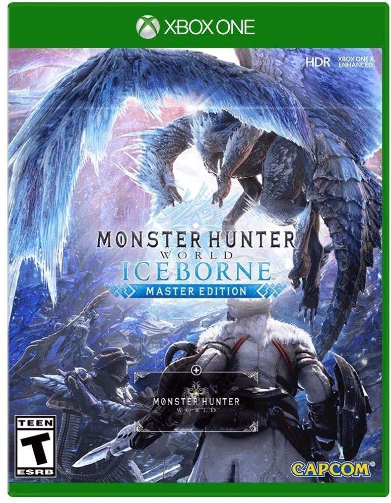 Monster Hunter World: Iceborne Master Edition for Xbox One USA: Amazon.es: Capcom U S A Inc: Cine y Series TV