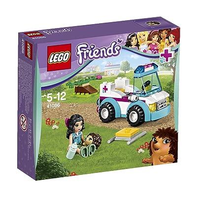 LEGO Friends 41086: Vet Ambulance: Toys & Games