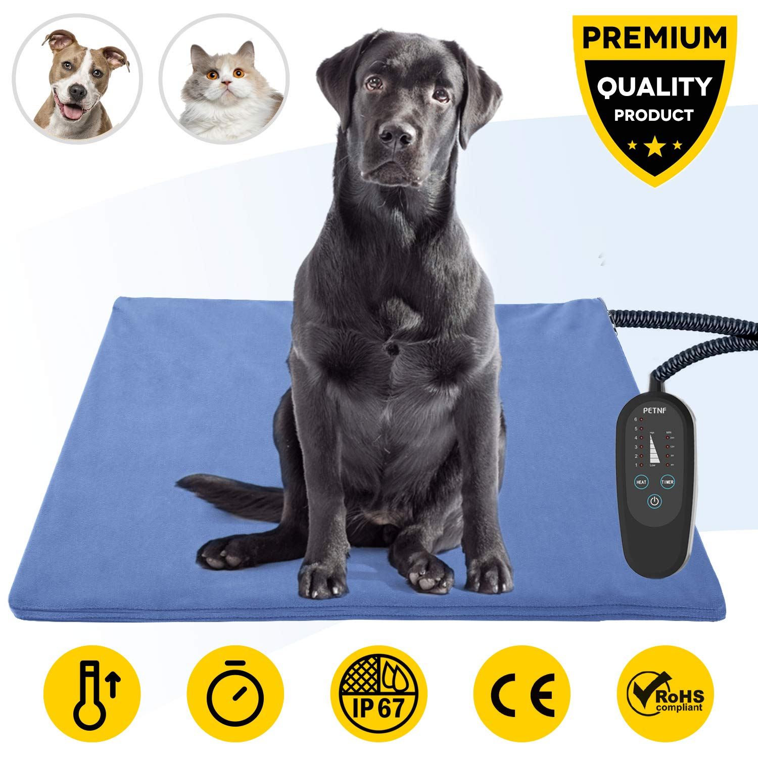 PetNF Pet Heating Pad