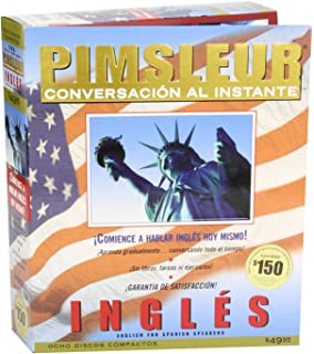 Instant Conversation English for Spanish: Learn to Speak and Understand English for Spanish with Pimsleur