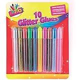 ArtBox Glitter Glue Pen - Assorted Colours (Pack of 10)
