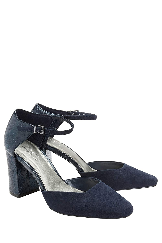 Next Damen Forever Comfort Schuh Aus Materialmix