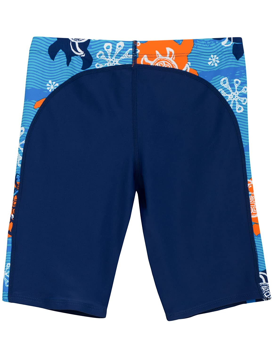 Tuga Boys Two Piece Long Sleeve Swimsuit Set 2-14 Years Protection UPF 50