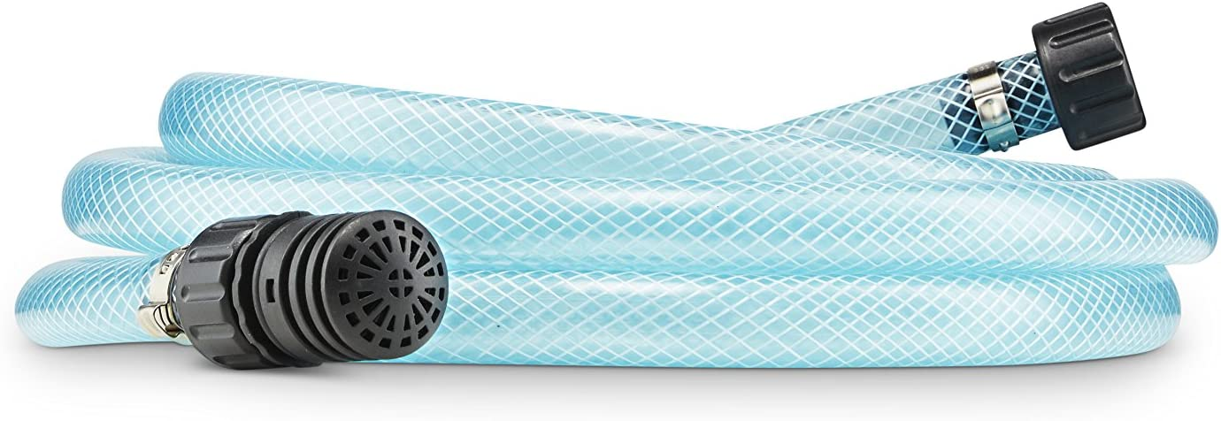 Nilfisk Manguera de aspiración de 3 m hidrolimpiadoras de Alta presión, Azul, 0.5x0.5x300 cm