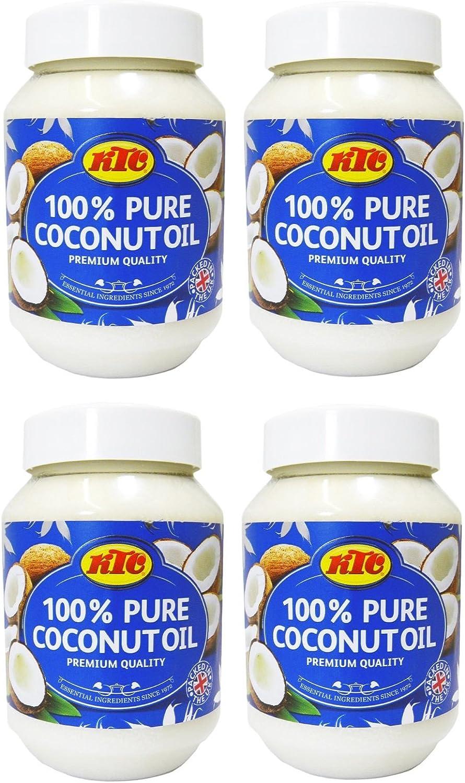 KTC 100% Aceite de Coco Puro - 500 ml: Amazon.es: Alimentación y bebidas