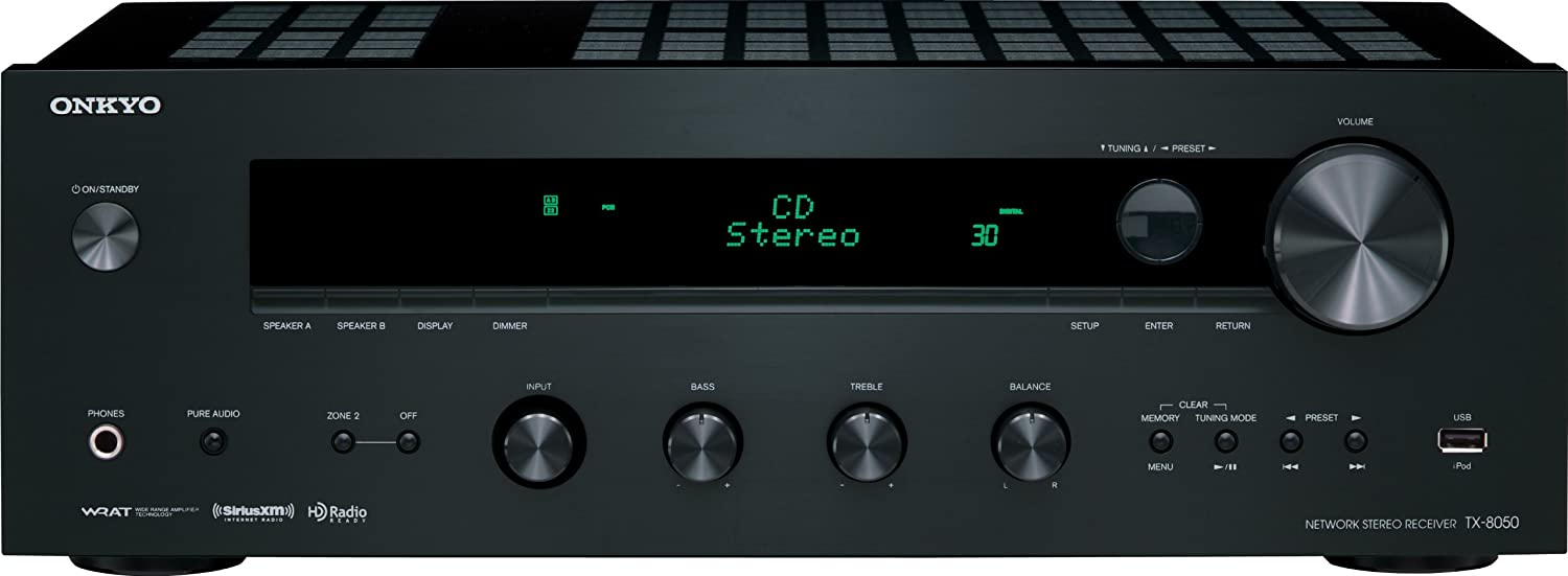 Onkyo TX-8050 Network A/V Receiver Driver for Windows