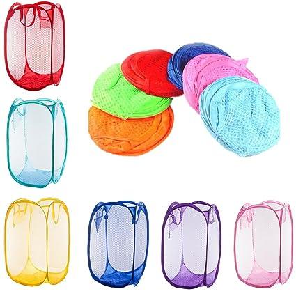 Pop up mesh laundry