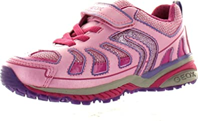 03d807b49a9fa Geox Girls J Bernie Fashion Sneakers