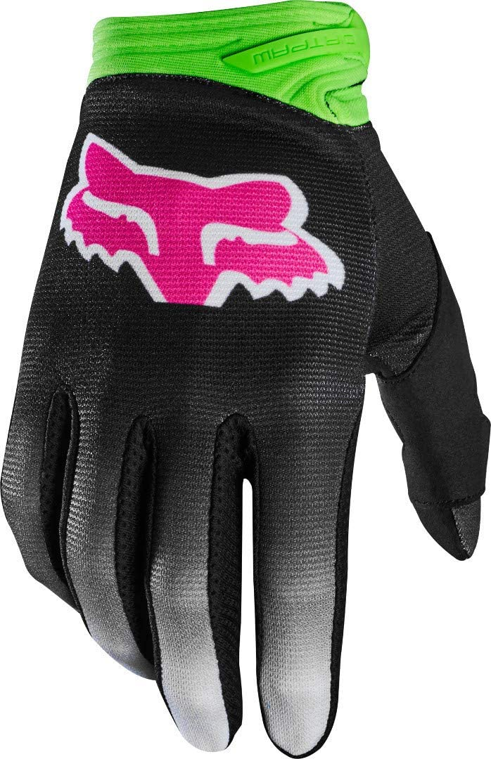 2020 Fox Racing Youth Girls Dirtpaw Prix Gloves-Pink-YXS