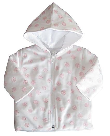 9305353bcc4e Amazon.com  Kissy Kissy Baby-Girls Infant Fleur De L Amour Velour ...