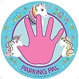 Parking Pal Car Magnet-Parking Lot Safety for Children (Unicorn)