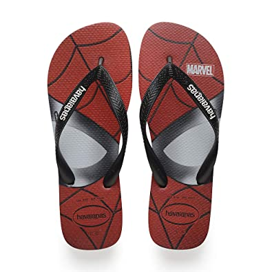 fa06a992c2d0e8 Havaianas Printed Flip Flops Men Women Top Marvel  Amazon.co.uk  Shoes    Bags