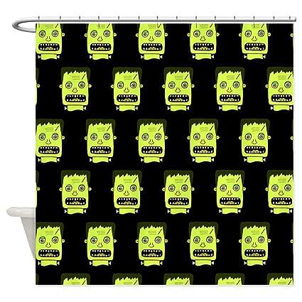 CafePress Frankenstein Shower Curtain Decorative Fabric