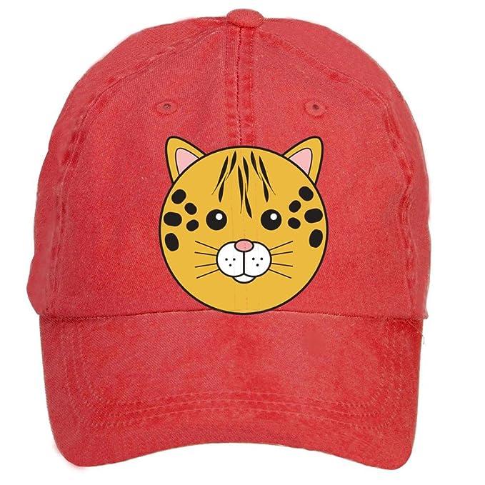 bounnty Unisex Savannah cat Design Baseball Cap Hats at