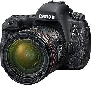 Canon EOS 6D Mark II KIT (EF24-70mm f/4L IS USM) DSLR Camera