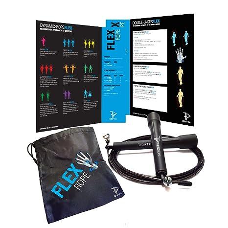 Velocidad Cuerda de Saltar por flexprima a - para Fitness ...