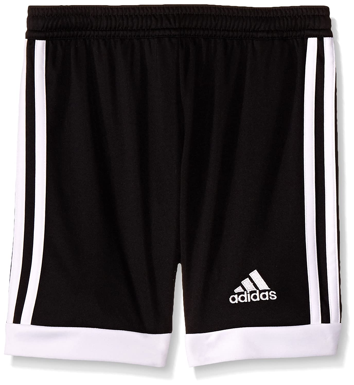 adidas パフォーマンス ユースサイズ Tastigo 15ショーツ B00LU7GE70 Small ブラック/ホワイト ブラック/ホワイト Small