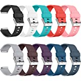 Fitbit Blaze Bands, Fitbit Blaze Watch Replacement Band Accessories Wristband Small Large for Women Men Girls Boys, No Tracker