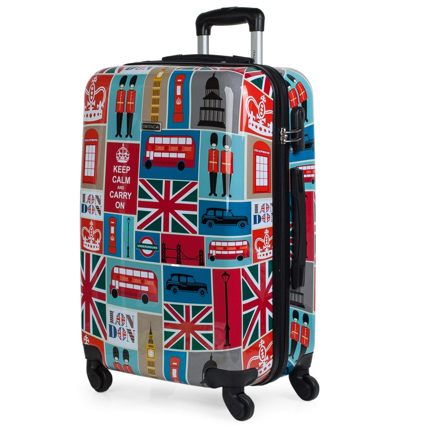 Maleta Itaca 702160 London opiniones