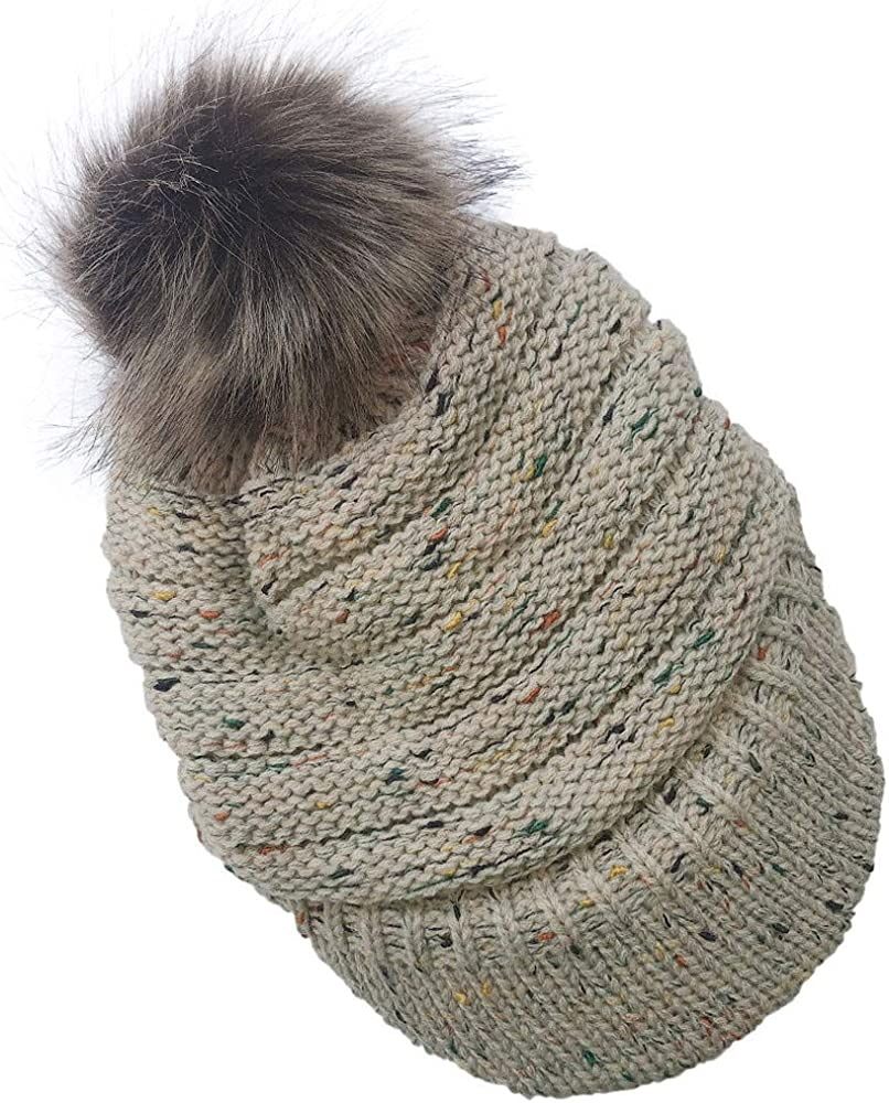 Fulltime(TM) Sombrero de Invierno cálido Gorra de esquí para ...